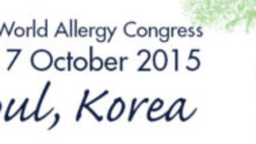 XXIV World Allergy Congress 2015