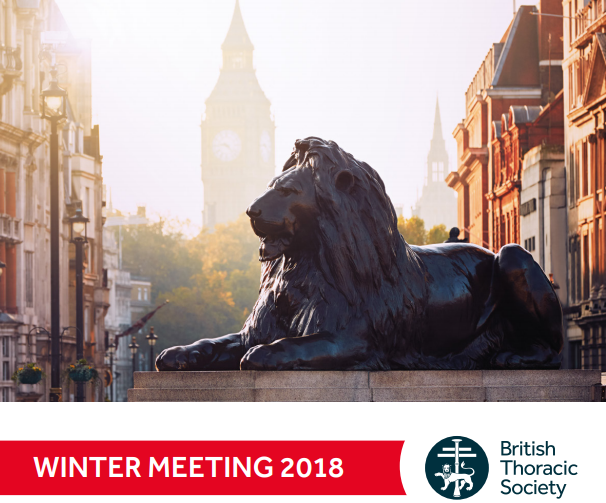 British Thoracic Society (BTS) Winter Meeting 2018