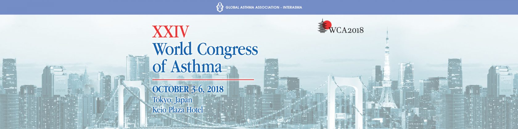 XXIV World Congress of Asthma (WCA-2018)